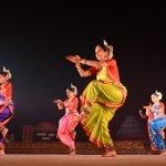 Daksha Mashruwala and group perform at Konark Festival at Konark