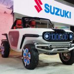Suzuki_e-Survivor_Concept auto expo 2018