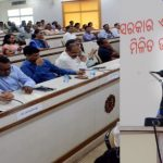Odisha Knowledge Hub 15th Series Lecture by Azim Premji `` Government and Philanthropic Institutions Working together for Social Change `` at RD Conference Hall Secretariat
