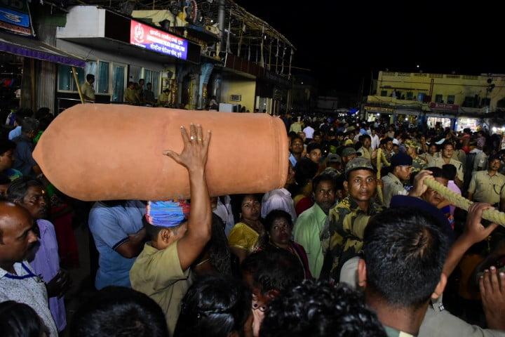 Adhara Pana Puri jagannath rath yatra jatra