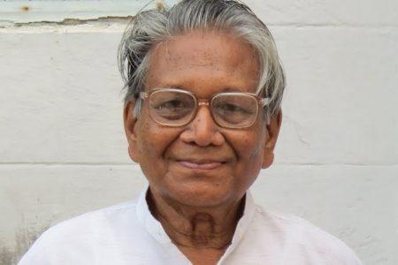 Odisha's Eminent Writer Manoj Das Undergoing Treatment In Puducherry  Hospital – Odisha Bytes