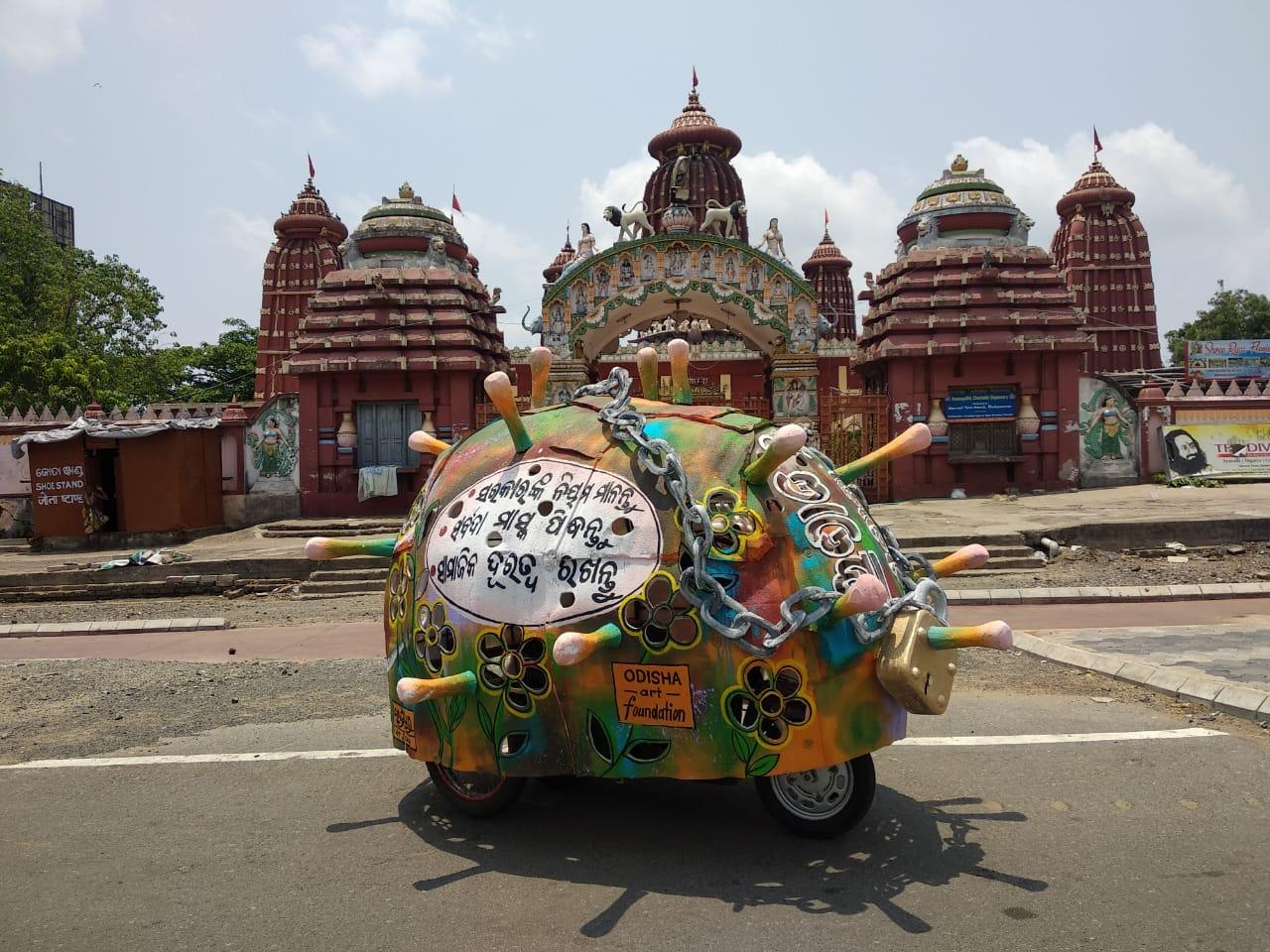 COVID-19 Second Wave: Sundargarh & Khurda Emerging Hotspots In Odisha